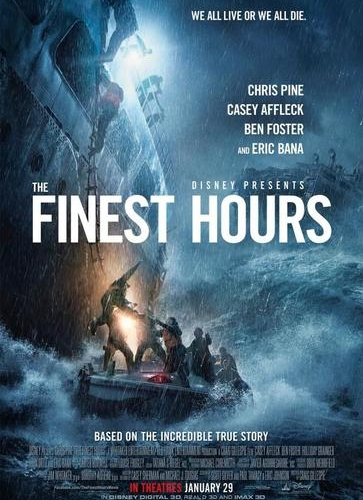 � ������ ����� / The Finest Hours (2016 ������)