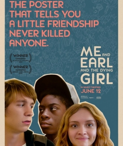 Я, Эрл и умирающая девушка / Me and Earl and the Dying Girl (2015 онлайн)
