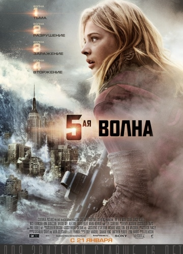5-я волна / The 5th Wave (2016 онлайн)