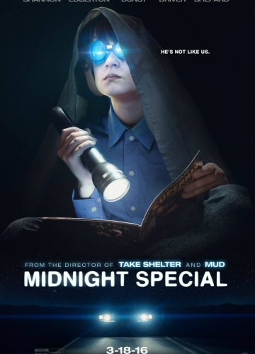 Midnight Special / Midnight Special (2016 онлайн)