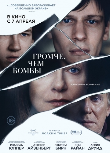 Громче, чем бомбы / Louder Than Bombs (2015 онлайн)